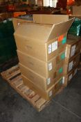 (7) Boxes Enphase Micro-Inverters, (4) Boxes Enphase 240V AC ET17-240-40 Cables