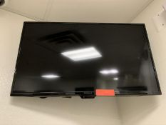 Insignia Flat Panel TV, Wall Mounted