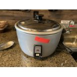 Commercial Rice Cooker by Panasonic Model No. SR-42HZP