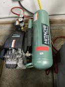 Hitach 2 Hp EC 12 air compressor
