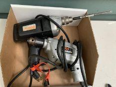 Skill 1/2 Compact drill, 1&3/8 electric Sears drill