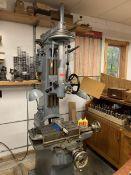Moore Jig Borer .5-.25 motor
