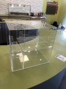 Plexiglass Cone Holder