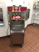 Soft Serve Machines by Stoelting, Mode: F231-38I2P-ME1AD1, SN: 6214608N