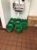 (7) Green Buckets