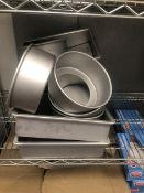 Aluminum Cake Tins