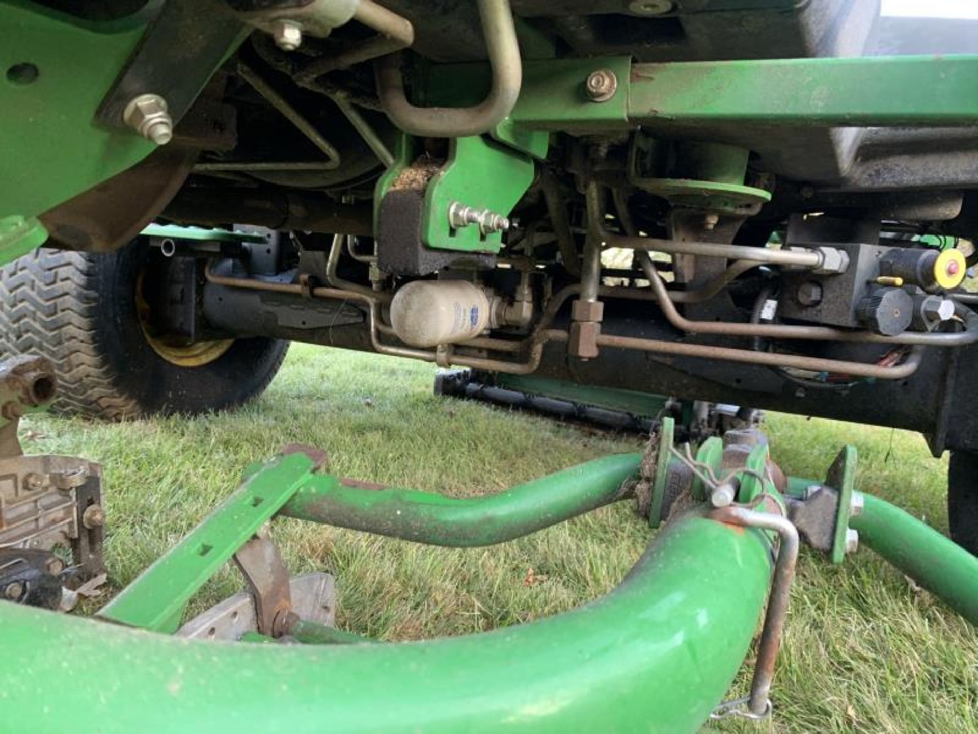 2016 John Deere 7500A Precision Cut 2WD T4, 2,355 Hours, SN: 1TC750AVLGR030141 - Image 5 of 17