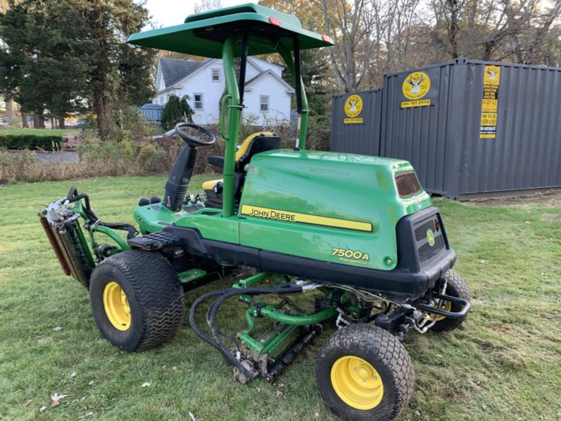 2016 John Deere 7500A Precision Cut 2WD T4, 2,355 Hours, SN: 1TC750AVLGR030141 - Image 16 of 17
