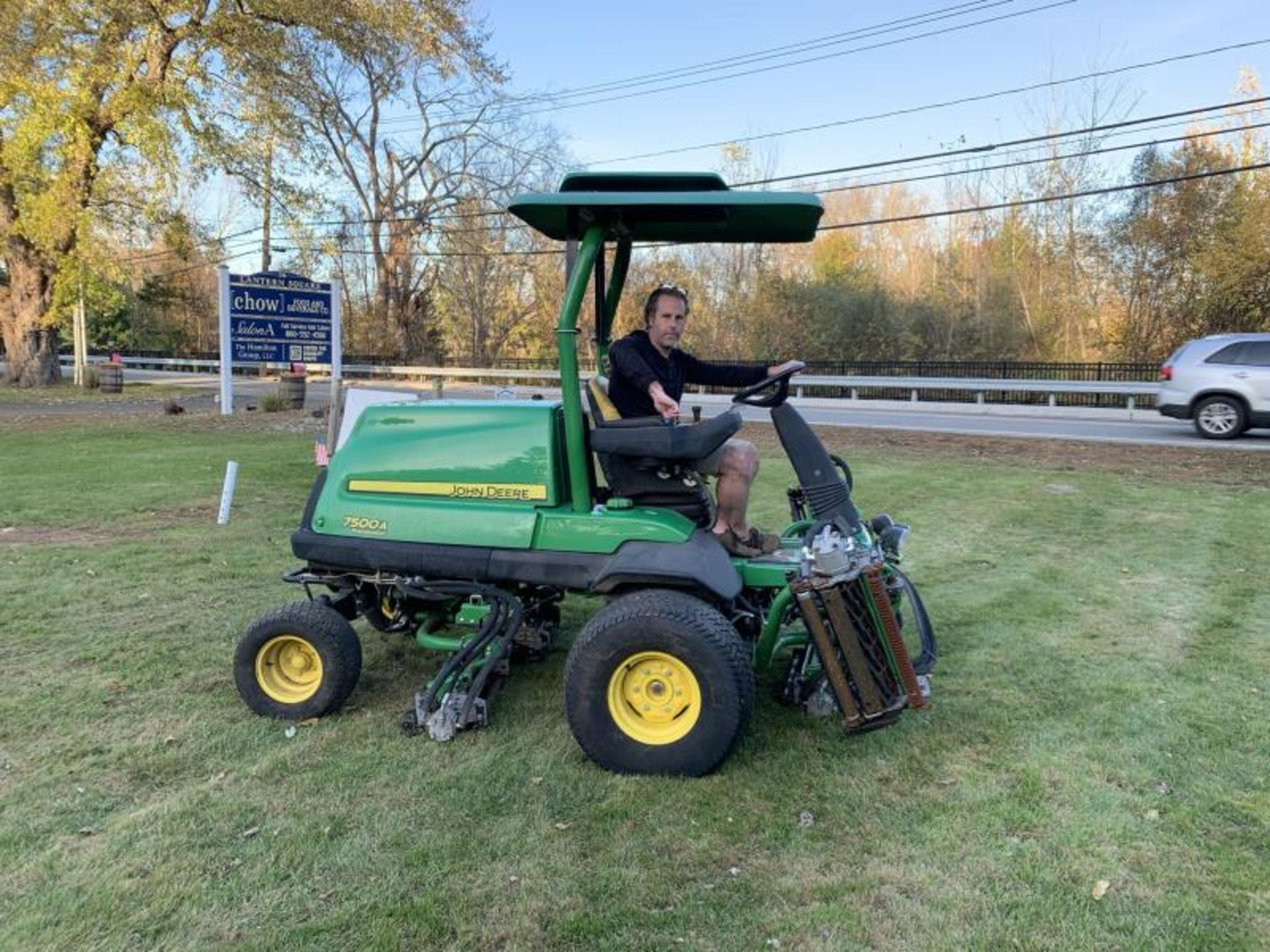 2016 John Deere 7500A Precision Cut 2WD T4, 2,355 Hours, SN: 1TC750AVLGR030141 - Image 13 of 17