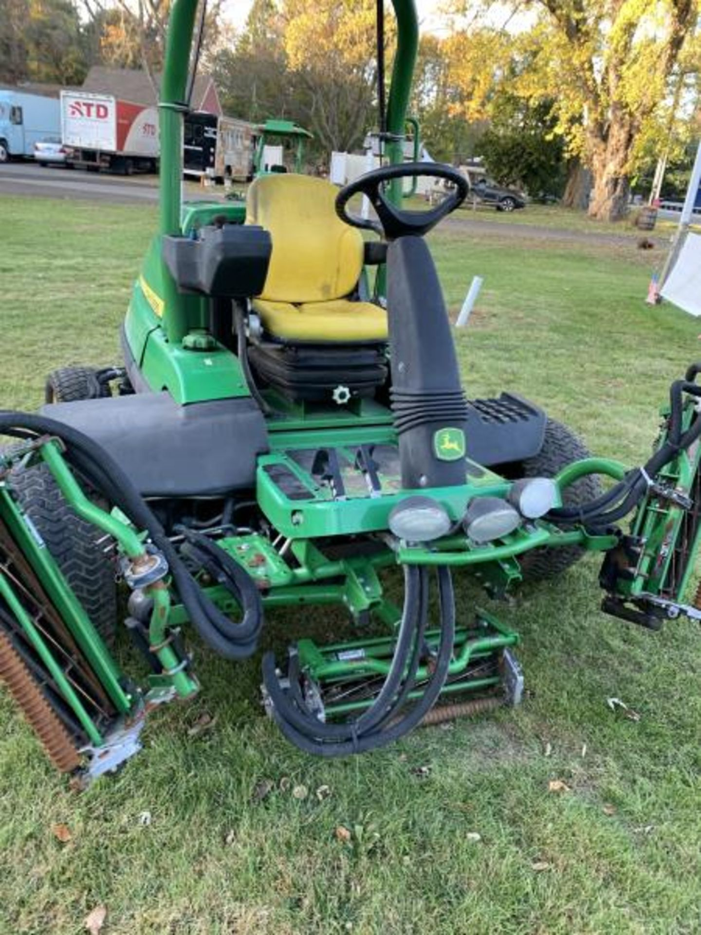 2016 John Deere 7500A Precision Cut 2WD T4, 2,355 Hours, SN: 1TC750AVLGR030141 - Image 8 of 17