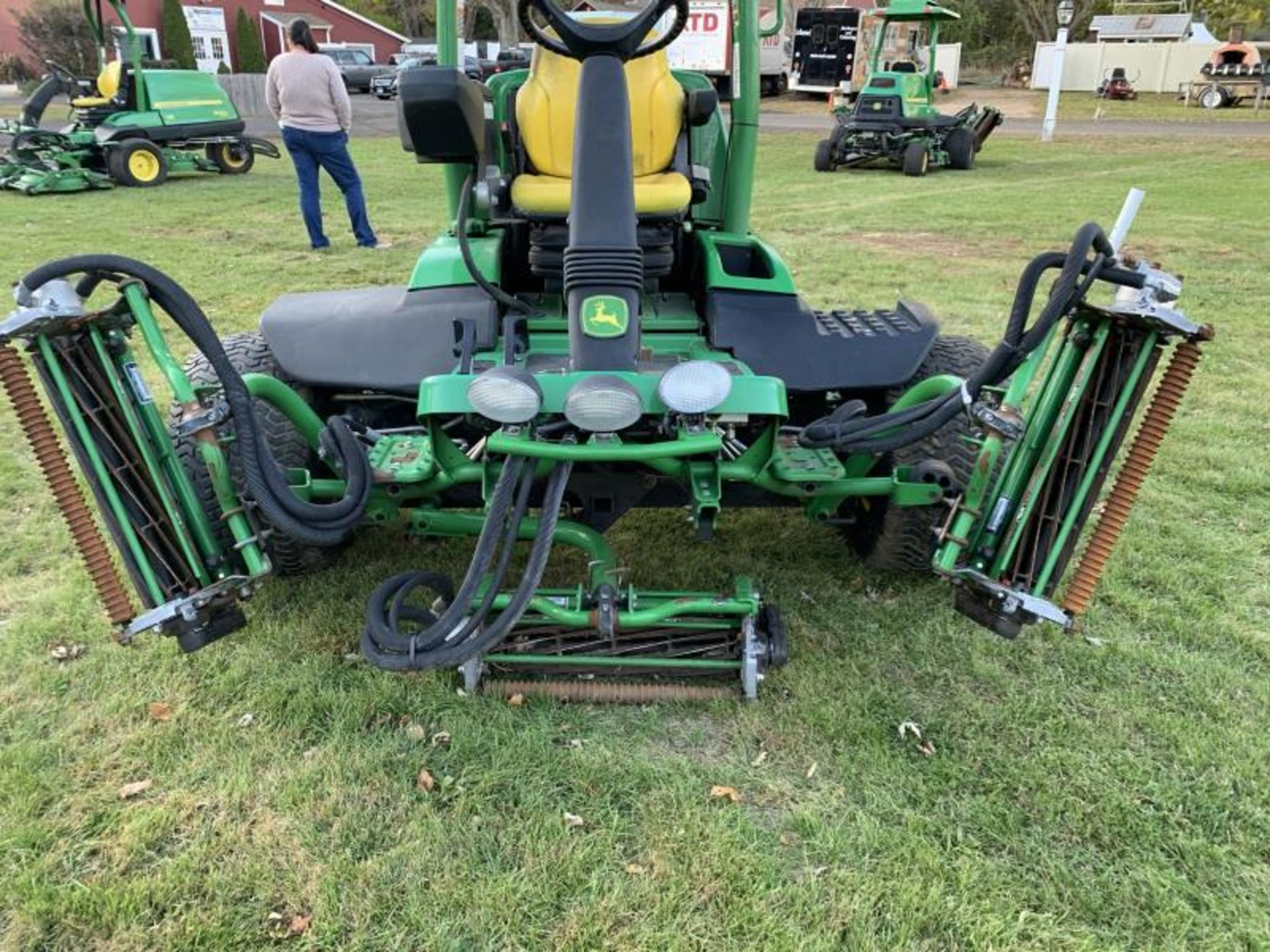 2016 John Deere 7500A Precision Cut 2WD T4, 2,355 Hours, SN: 1TC750AVLGR030141 - Image 9 of 17