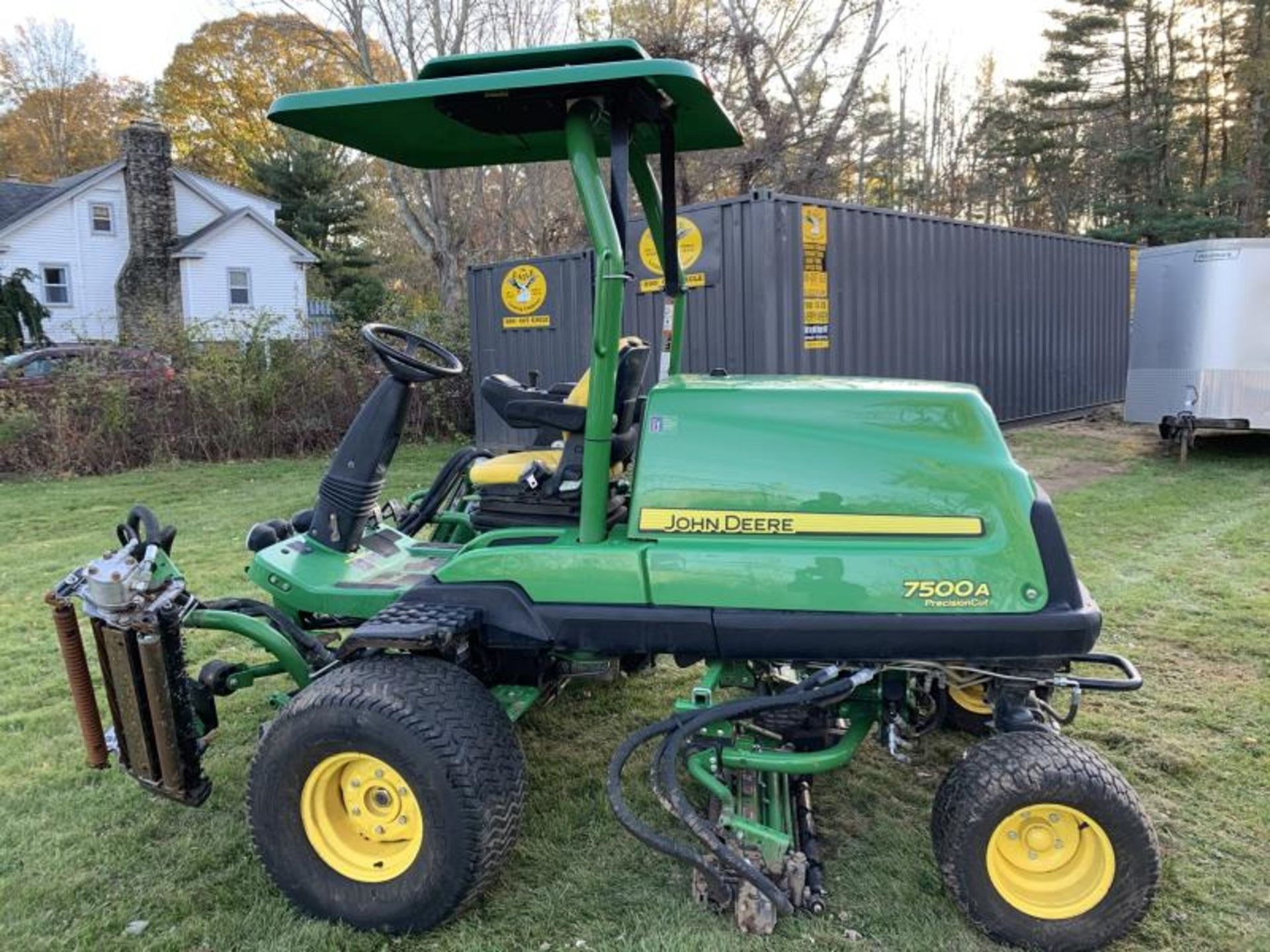 2016 John Deere 7500A Precision Cut 2WD T4, 2,355 Hours, SN: 1TC750AVLGR030141 - Image 15 of 17