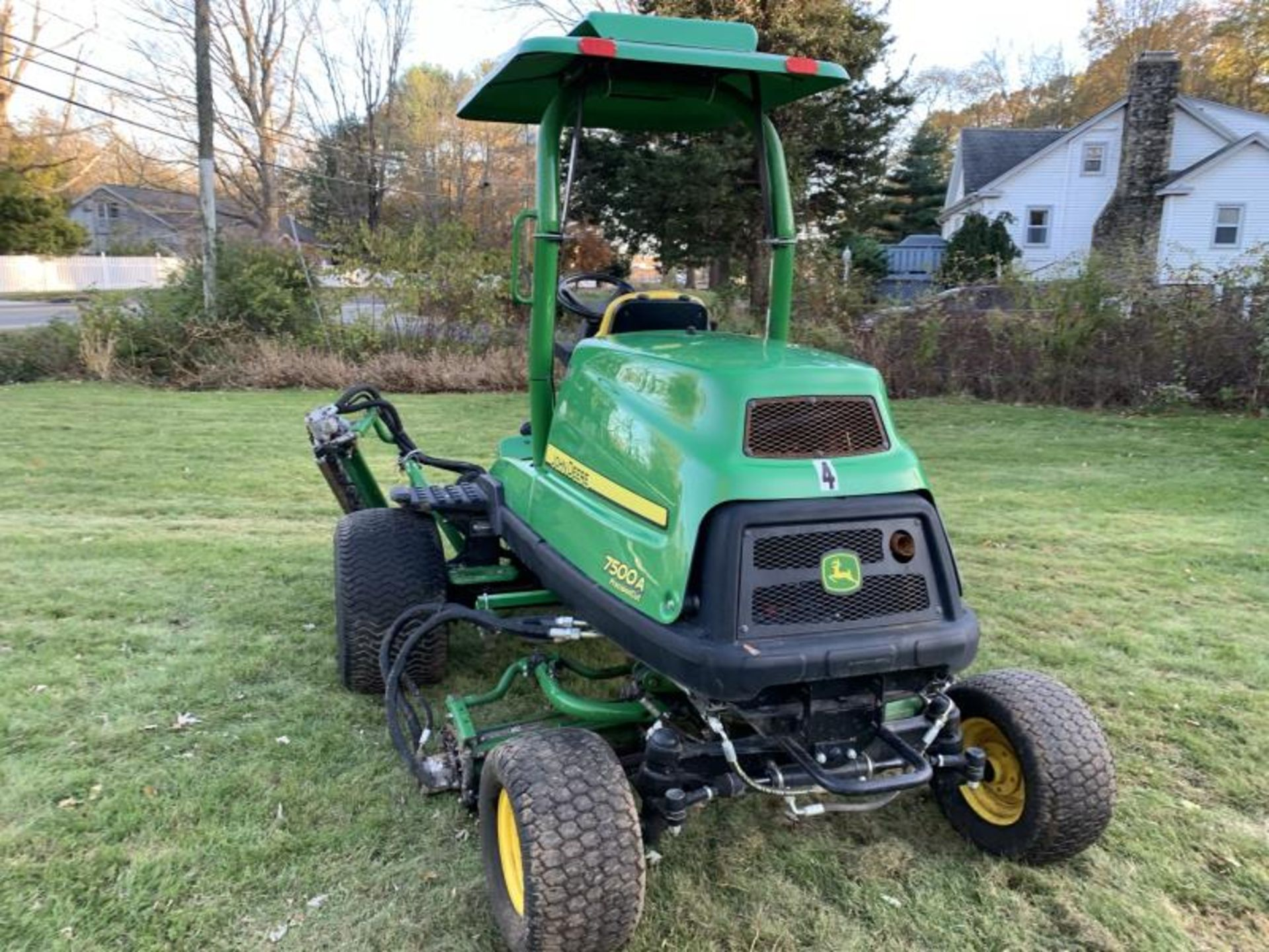 2016 John Deere 7500A Precision Cut 2WD T4, 2,355 Hours, SN: 1TC750AVLGR030141 - Image 17 of 17