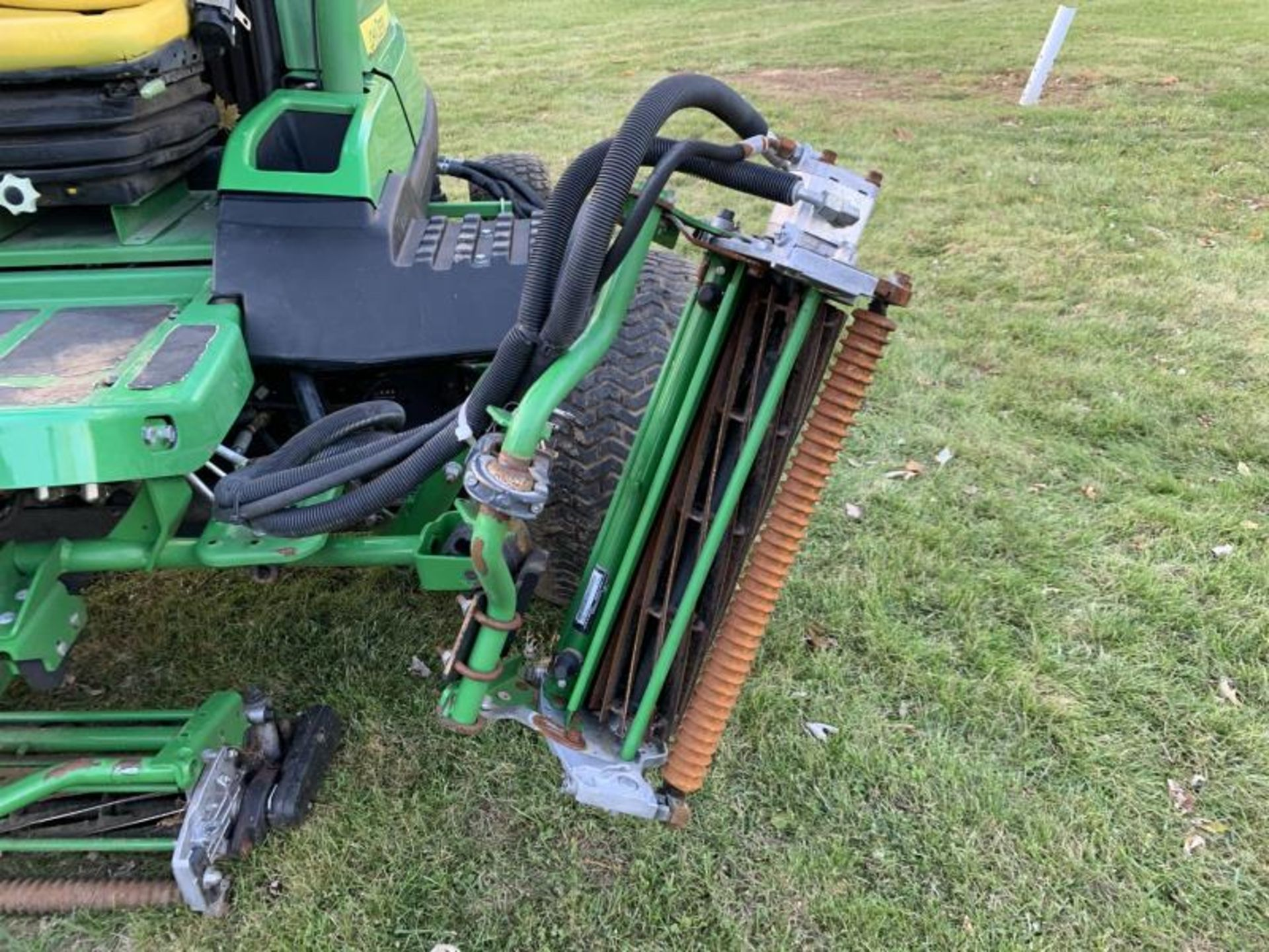 2016 John Deere 7500A Precision Cut 2WD T4, 2,355 Hours, SN: 1TC750AVLGR030141 - Image 10 of 17