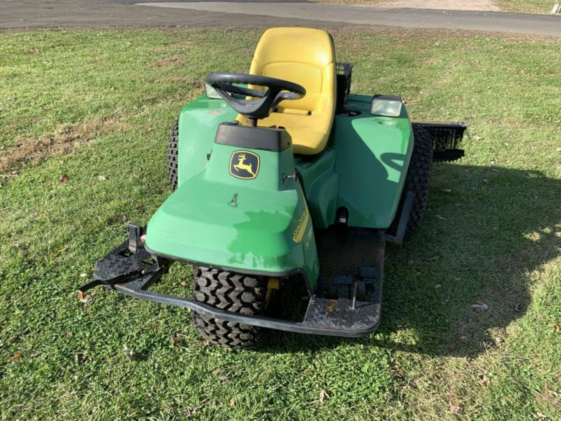 2016 Bunker Rake, John Deere 1200A , SN: 1TC1200AEGT230522 - Starts & Runs, Shifts Rough - Image 2 of 5