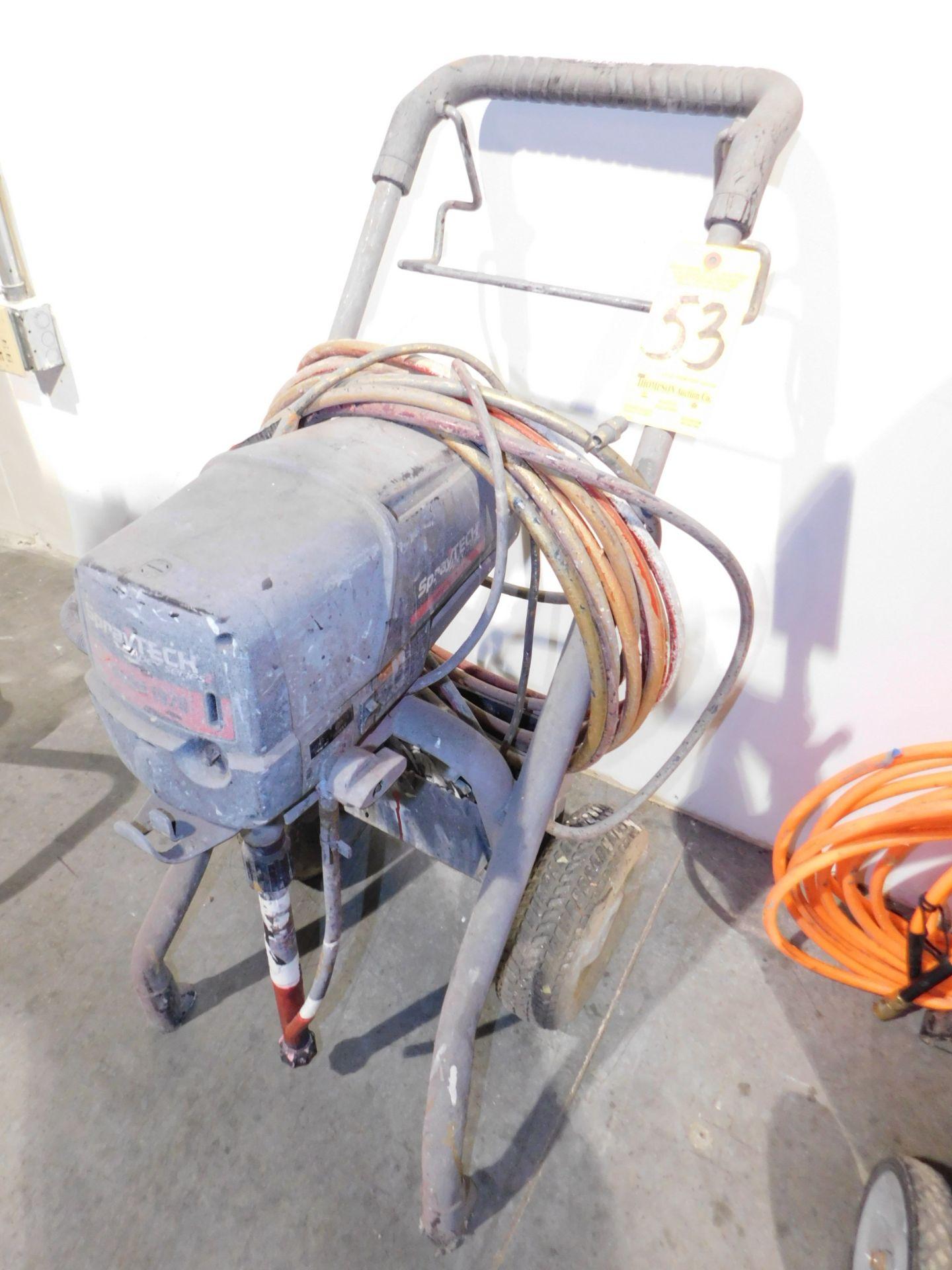 Lot 53 - Spray Tech Model 1920 Airless Paint Sprayer