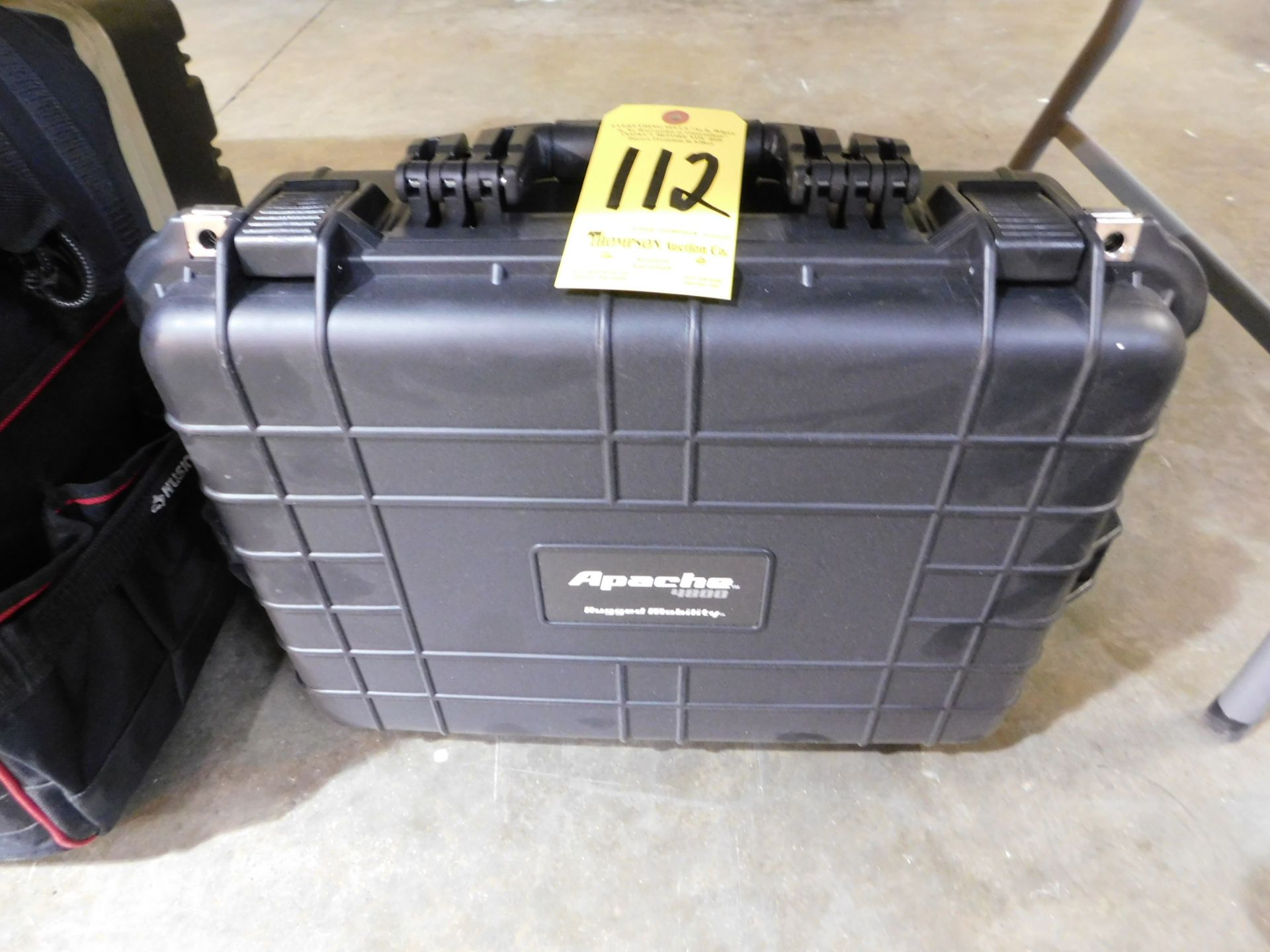 Lot 112 - Apache Tool Case, NEW, Lot Location 3204 Olympia Dr. A, Lafayette, IN 47909