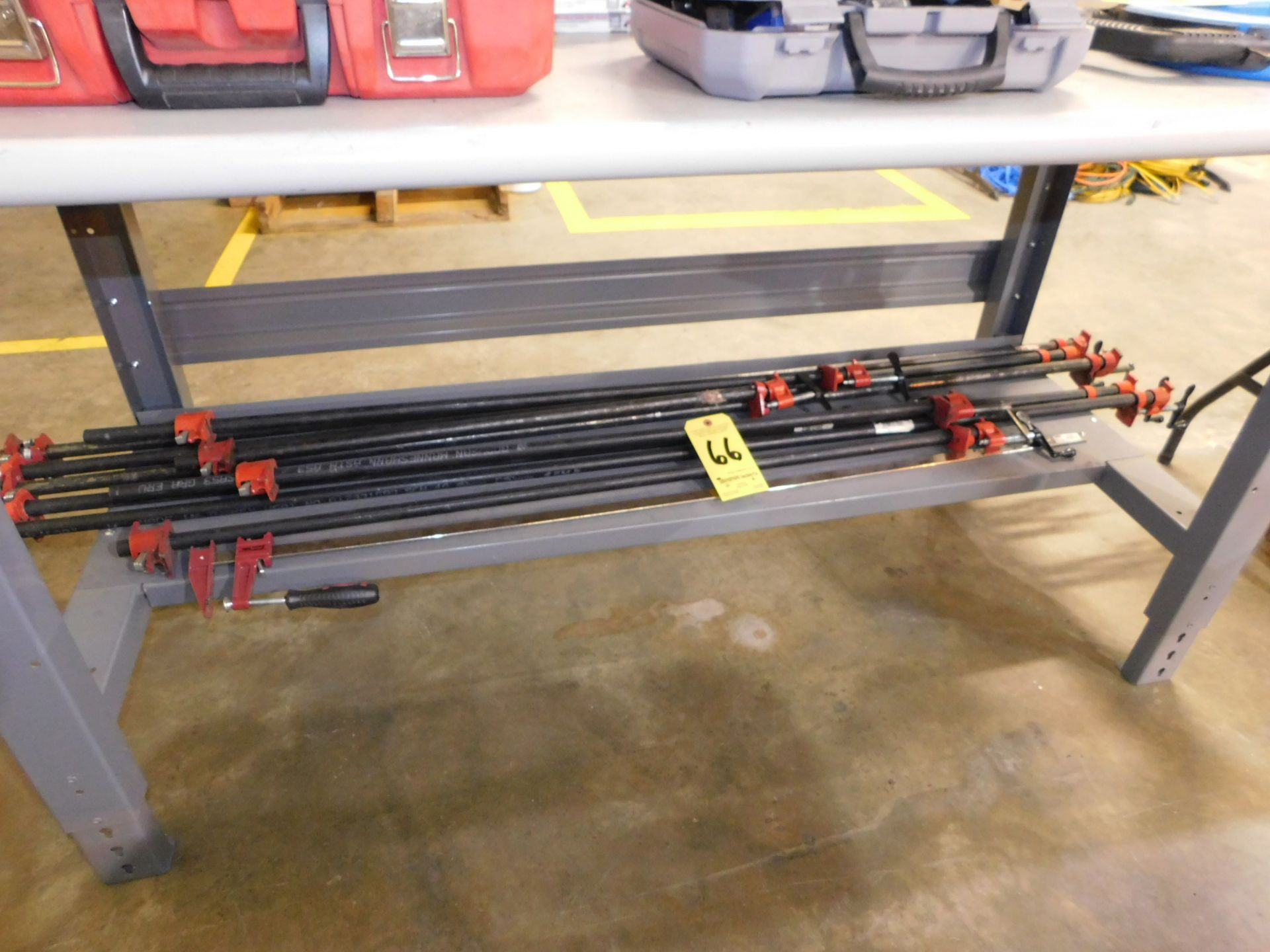 Lot 66 - Bar Clamps, Lot Location 3204 Olympia Dr. A, Lafayette, IN 47909