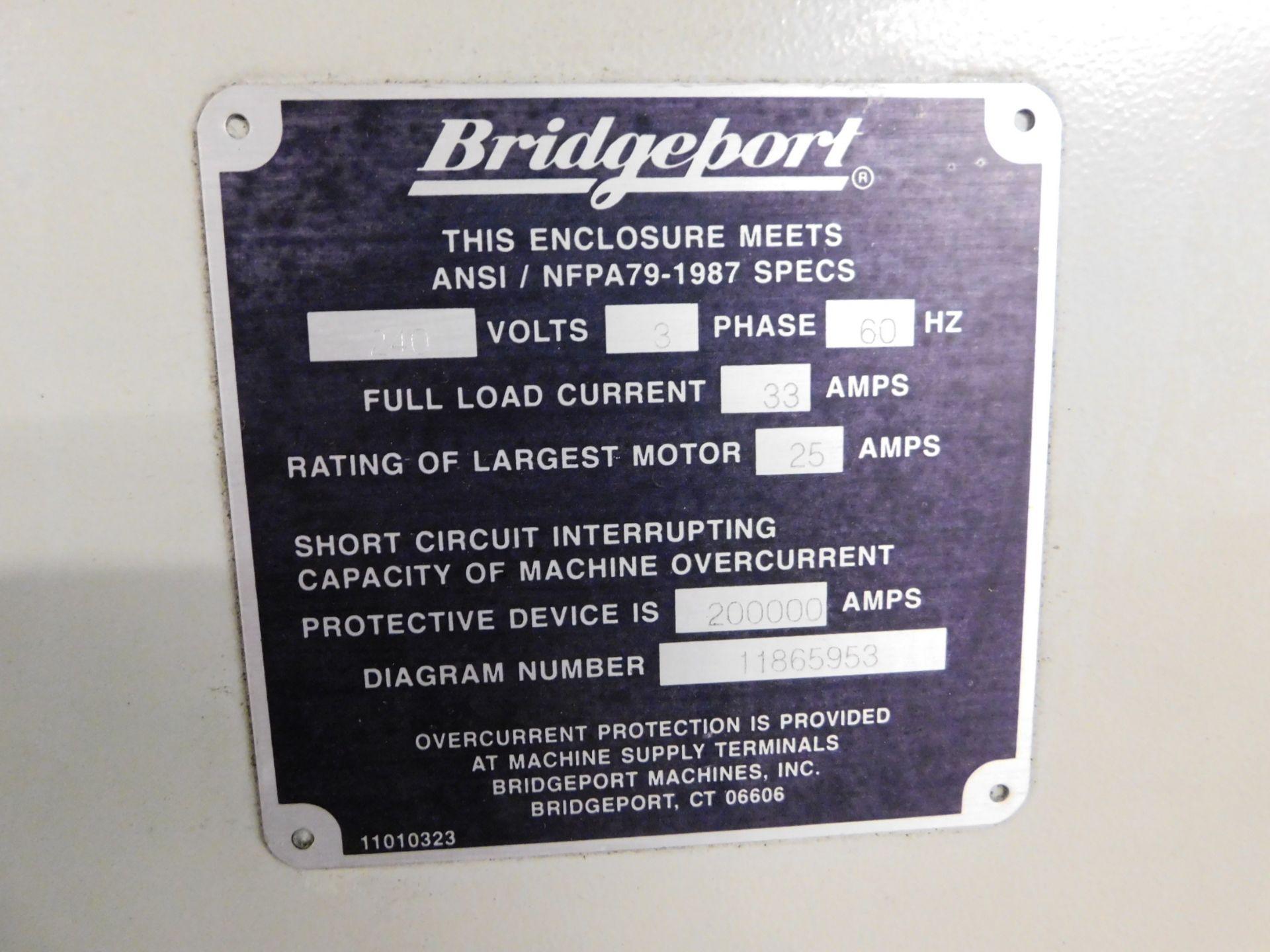 "Lot 10 - Bridgeport ROMI EZ-Path S CNC Lathe, SN 002-083253-363, New in 1998, EZ-Path CNC Control, 8"" 6-Jaw"