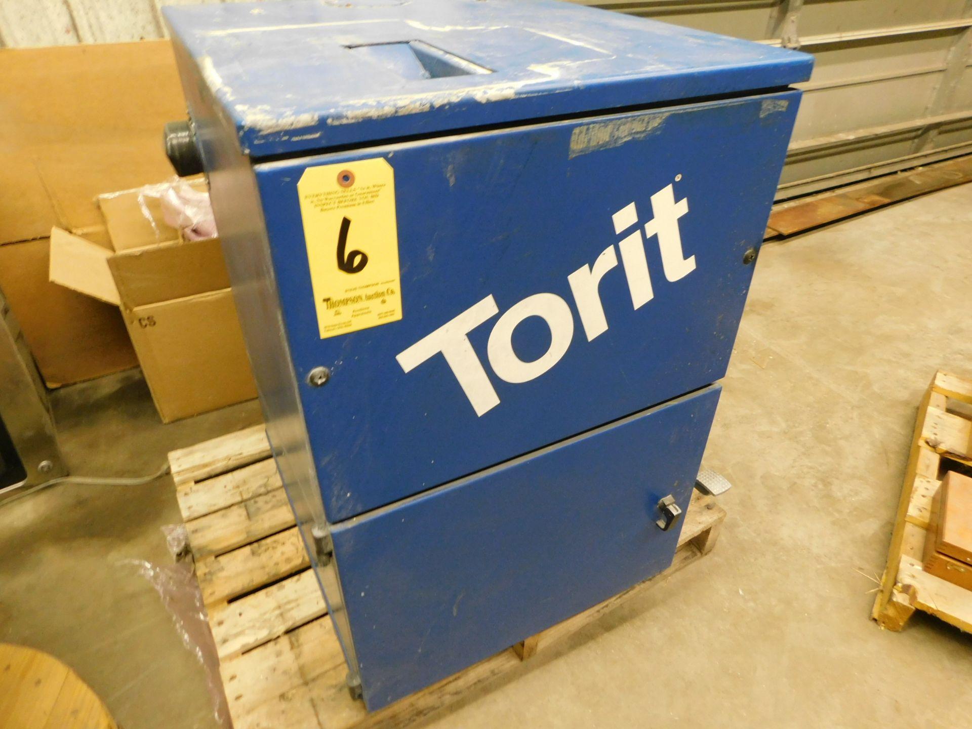 Lot 6 - Torit Model 60CAB Dust Collector, SN 1G705155, 115V, 1 phs., Lot Location: 301 Poor Dr., Warsaw, IN,