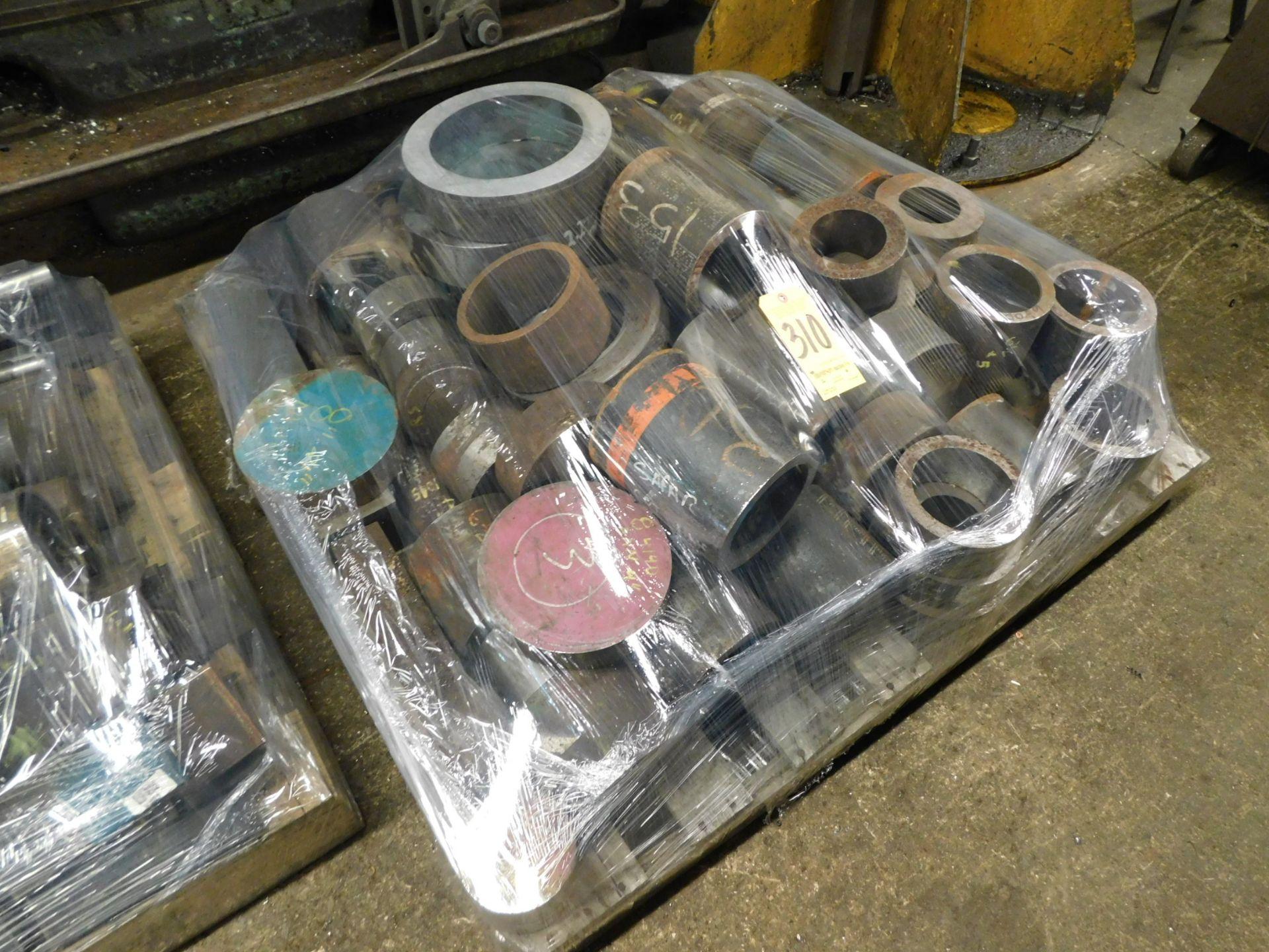 Lot 310 - Skid Lot of Miscellaneous Scrap Steel