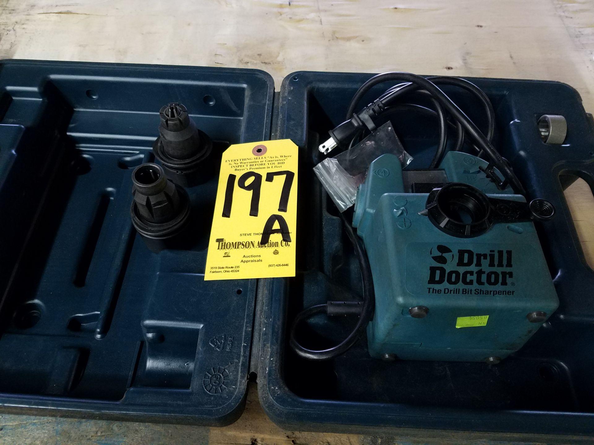 Lot 197A - Drill Doctor Model 750 Drill Bit Sharpener