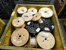 Approx. 30,000 ft. Multi Conductor Cable and Coaxial Cable
