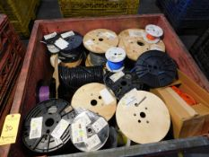 30,000 ft. Approx. Assorted Wire, MIL Spec., Coax, Braid Material