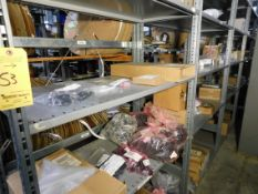 Shelving & Contents, Misc. Connectors, Hardware and Coax Connectors, Shelving 10'H x 4'W x 2'D, (