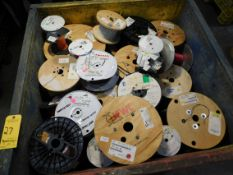 35,000 ft. Approx. MIL Spec Wire, Multi Conductor Cable Assorted Wire