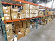 Contents of Shelving, Misc. Components & Raw Materials