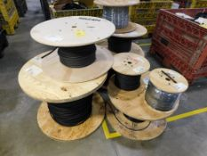 Multi Conductor Heavy Gauge Cable, Approx. 2,500 ft.