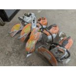 Stihl Parts Machines , parts only