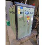 Sullair Model 2209 AC Rotary Screw Air Compressor, SN 201312130002, 34.4 HP, 127 CFM @ 125 PSI, 6,