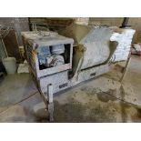 "EZG Mfg. Model MH 12 ""Mud Hog"" Gas-Powered Mortar Mixer, SN MH12D08806, Honda Gas Engine,"