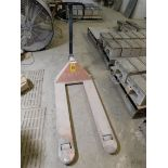 Pallet Master Pallet Jack, 5,000 lb. cap.