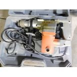 """Chicago Electric 1"""" Rotary Hammer with Case"""