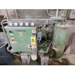 Sullair Model 10-30 Rotary Screw Air Compressor, SN 003-62876, 30 HP, 27,490 hrs.