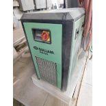 Sullair Model RN-125-115-1-60-A Refrigerated Air Dryer SN 2913SA00929