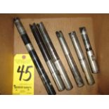 Carbide Insert Boring and Drilling Tools