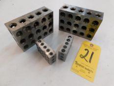 (2) 1-2-3 Blocks and (2) 2-4-6 Blocks