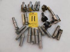 Chamfer Tools and Corner Radius Cutting Tools