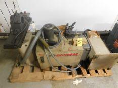 Rhinobar Model RB12-6.5 Hydraulic Barfeed, SN 61221
