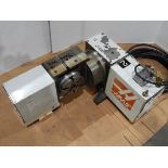 Haas TRT-160 CNC Indexer, s/n 900447A, 4 and 5 Axis, A Axis Tilt, B Axis Rotary (Dual Rotary Tables,