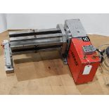 """Haas HRT-210 CNC Indexer, s/n 211609, 8"""" Diameter, with Tombstone and Tailstock"""