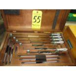 """VIS Micrometer Set, 6"""" - 12"""", Note 7"""" - 8"""" Missing"""