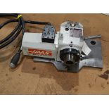 Haas HA5C CNC Indexer, s/n 506942, 5C Programmable Spindle