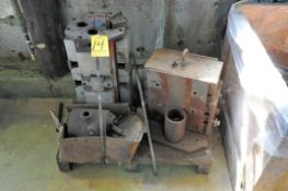 Chick ML6 Work Holding Piece with Misc. on (1) Pallet