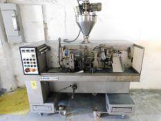 Bossar Model B-1000-S Bagging Machine, s/n 4025, Loading Fee $75.00