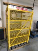 Propane Tank Storage Cage, No Tanks Included